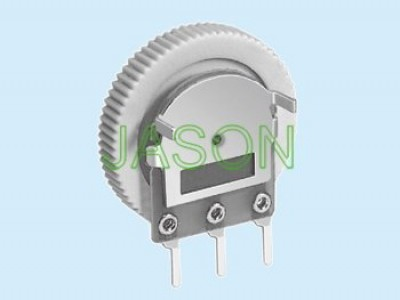 R101A-1A 8-10mm Potentiometers