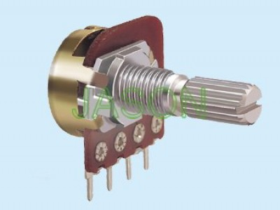 R160T1-20 16mm Rotary Potentiometers
