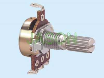 R160T3-10 16mm Rotary Potentiometers