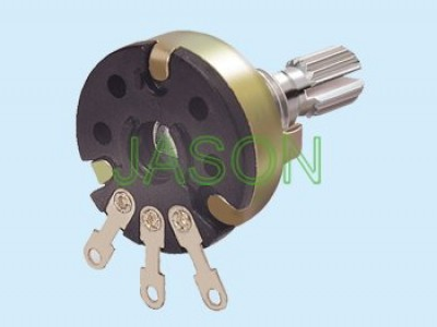 R170-10 17mm Rotary Potentiometers