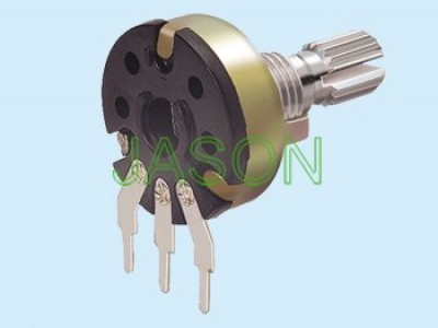 R170-24 17mm Rotary Potentiometers
