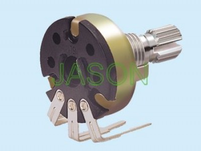 R170-30 17mm Rotary Potentiometers