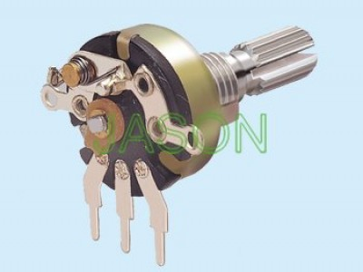 R170S-24 17mm Rotary Potentiometers