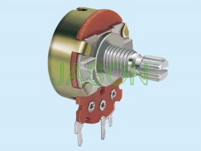 R24A-22 24mm Rotary Potentiometers