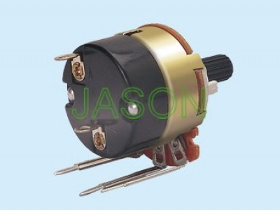 R24AS3-40 24mm Rotary Potentiometers
