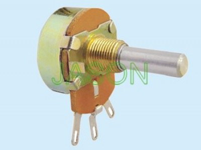 PW24A Wire Wound Potentiometers