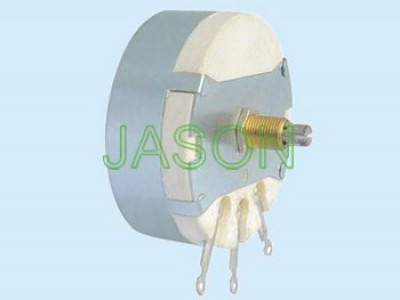 AT60 Wire Wound Potentiometers