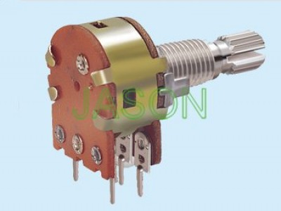 R162S3-20 With Switch Potentiometers