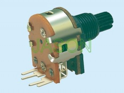 R162S5-49 With Switch Potentiometers