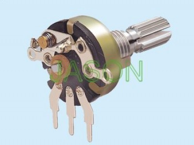 R170S-24 With Switch Potentiometers