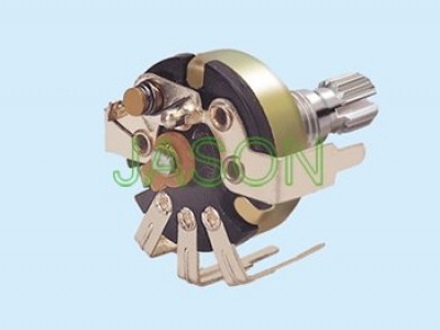 R170S-30 17mm Rotary Potentiometers