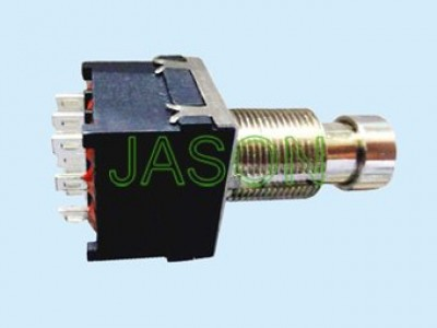 PS12B1A Electric Guitar Push Switches
